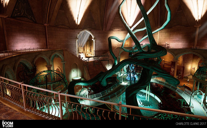 Charlotte clarke temple interior 5