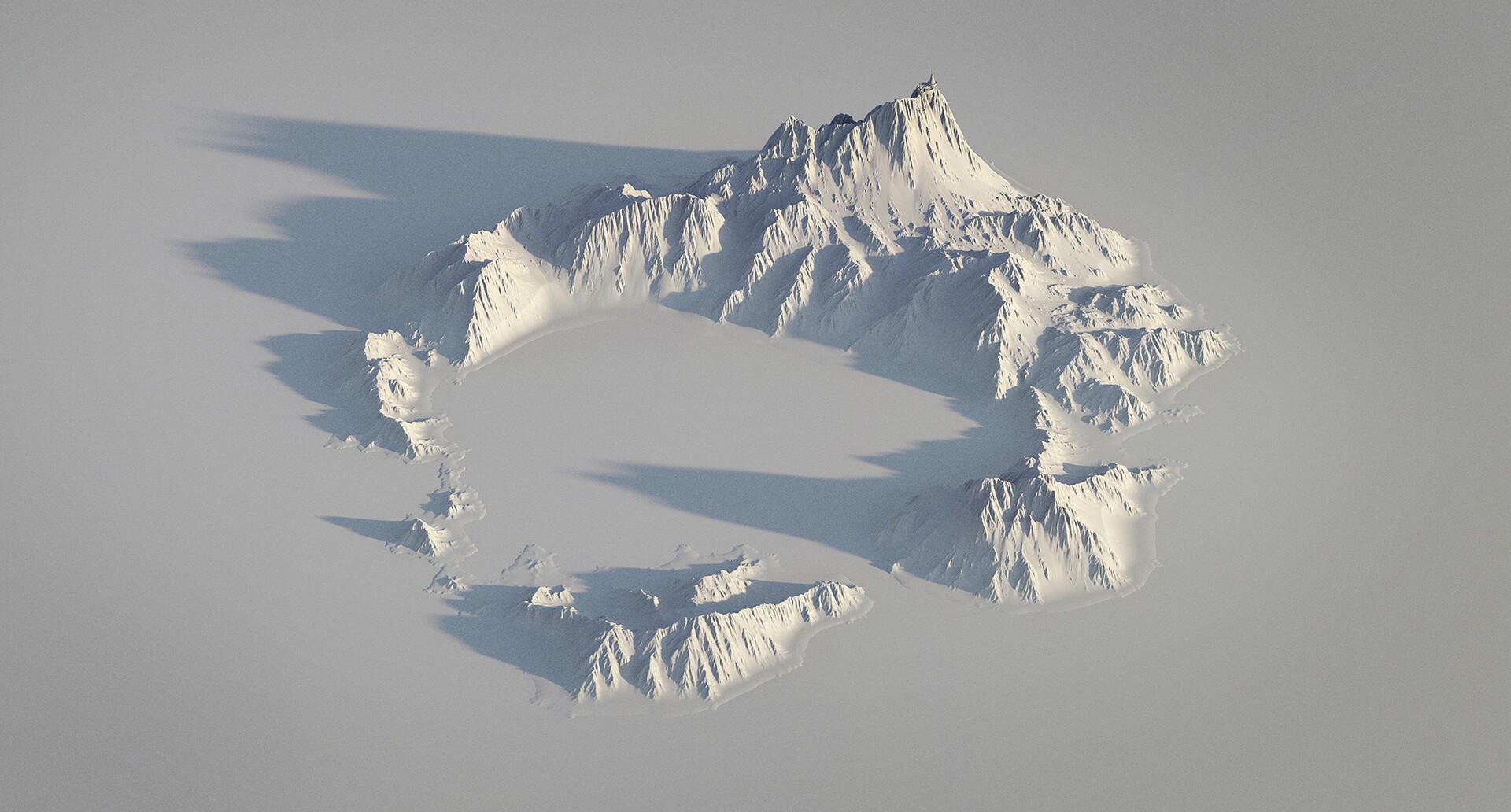 Jeremy paillotin render white