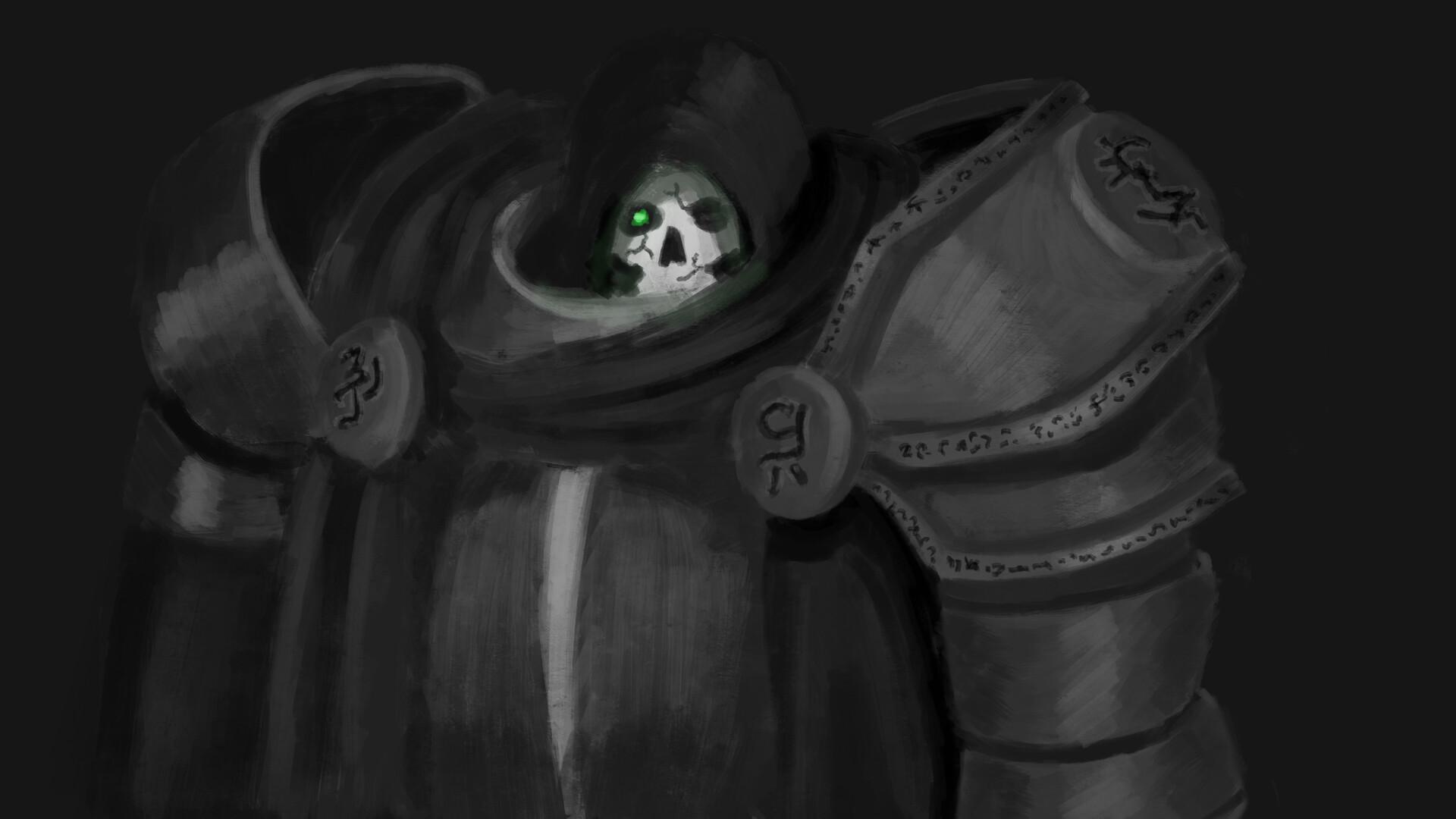 Nikita perepelitsyn death knight