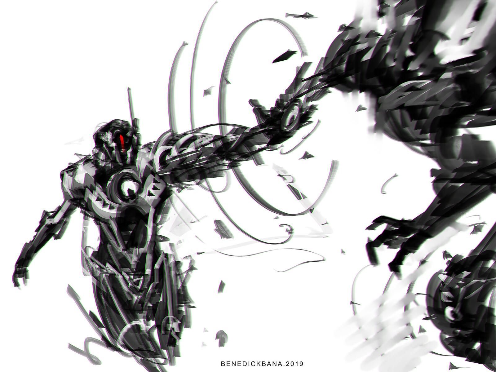 Speedpainting Blast