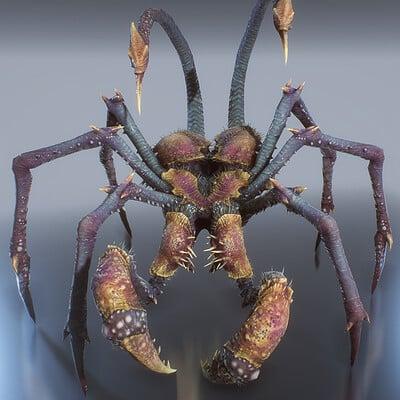 Kat katchem skorpiondigester game