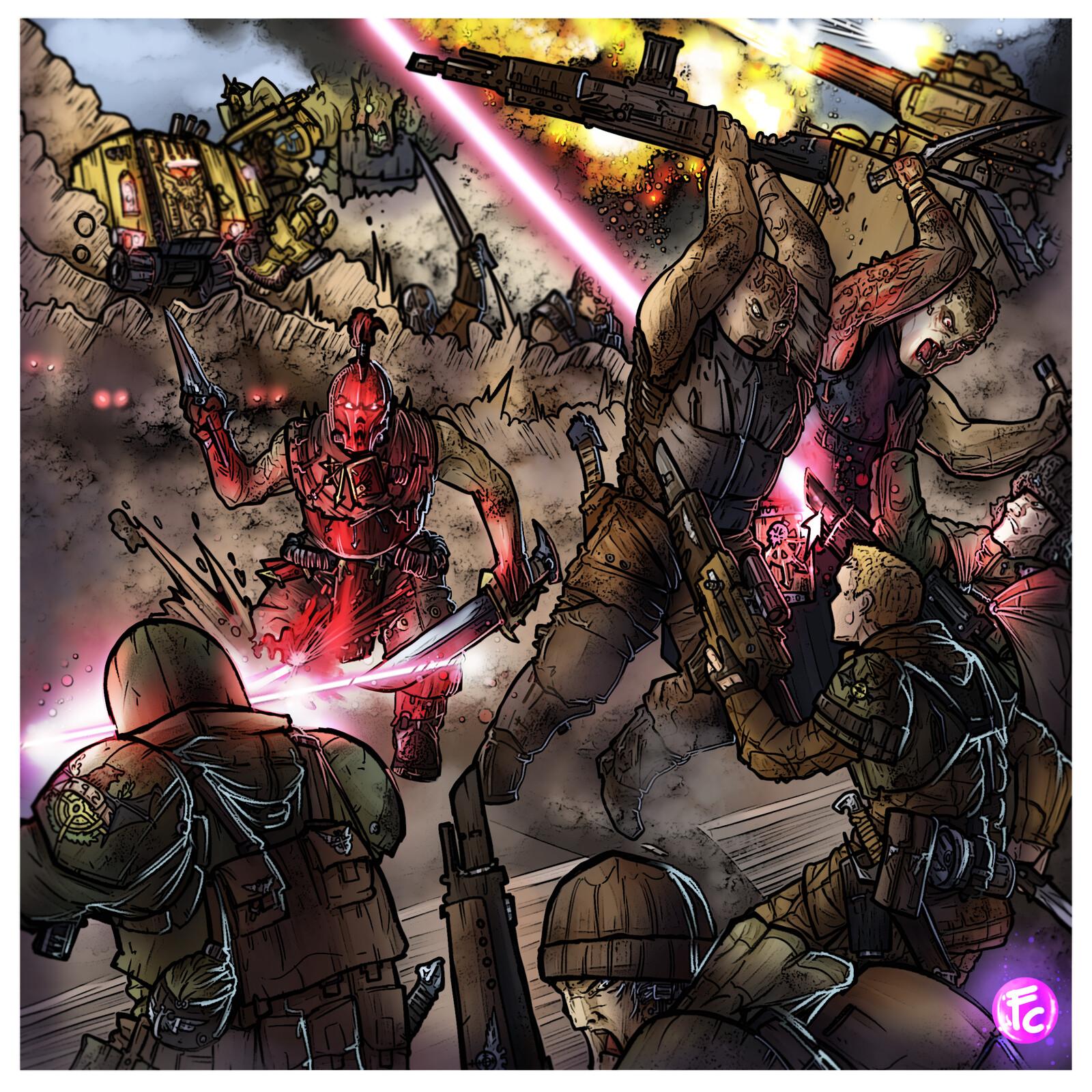 Imperium Vs Chaos