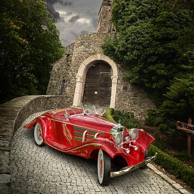 Mercedes-Benz 540K