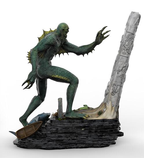 Fabrizio Aiello - H P  Lovecraft's Dagon