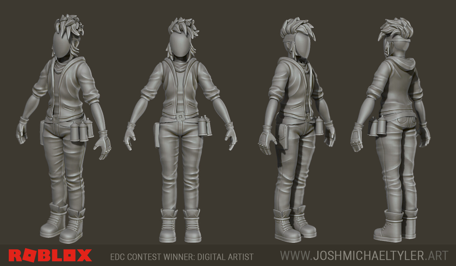 Josh tyler digitalartist zbrush