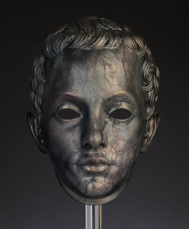 Dracula Untold / Caligula Mask (unused)