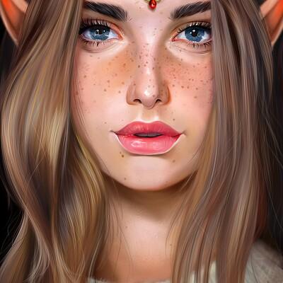 Hanaa medhat faerie11