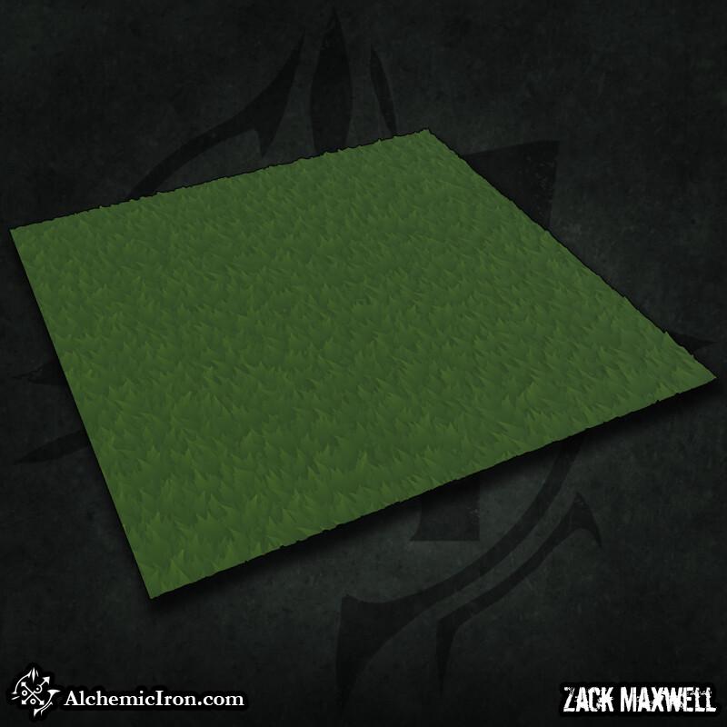 Zack maxwell grassplane