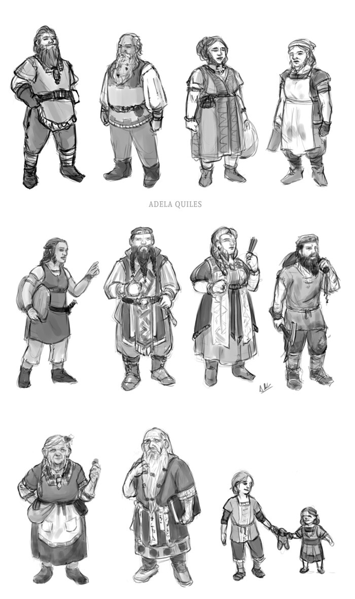 Day 1 - Dwarfs