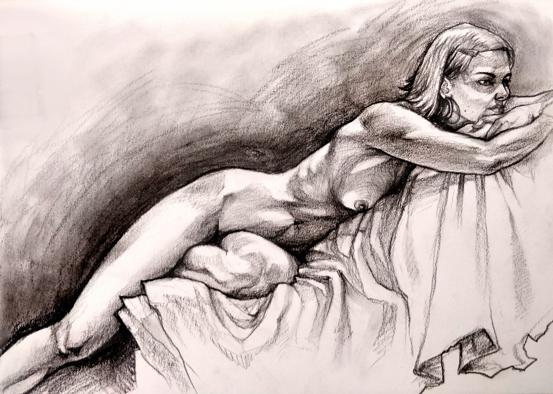 Figure Drawing - 2019