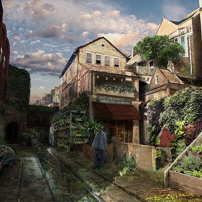 Rai serrano ecological architecture
