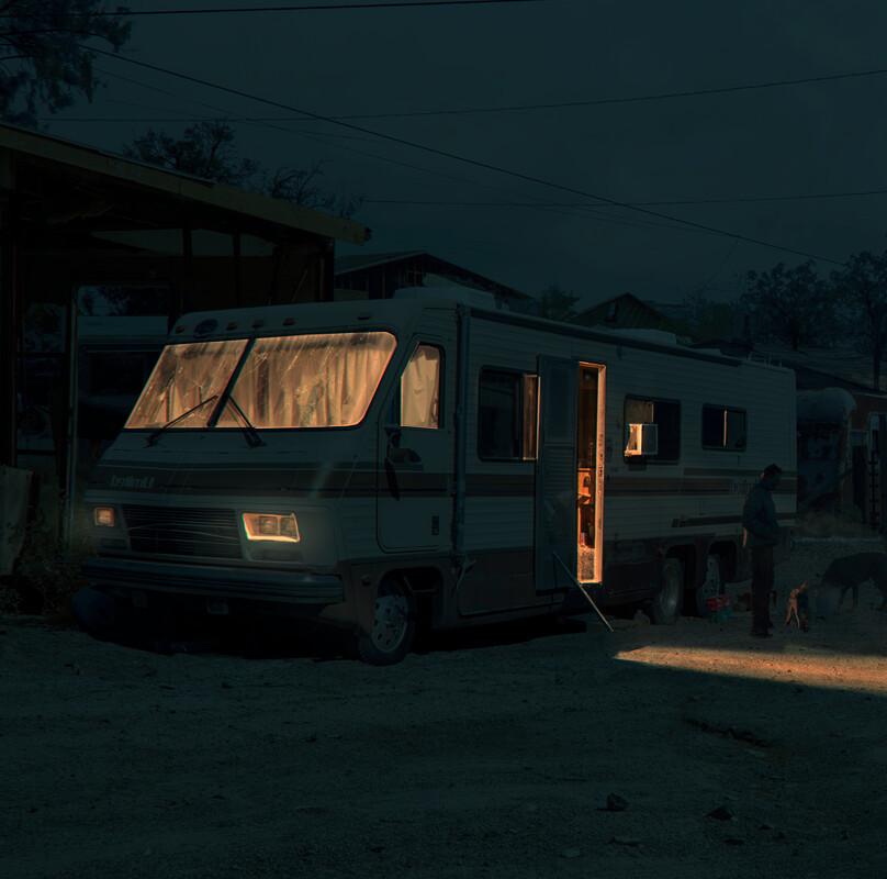 Fallout Town