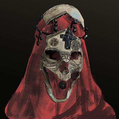 Levent buktel skull