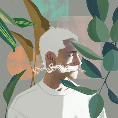 Rye adriano man portrait 2