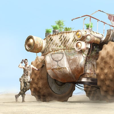 Konstantin vohwinkel gigant truck 05