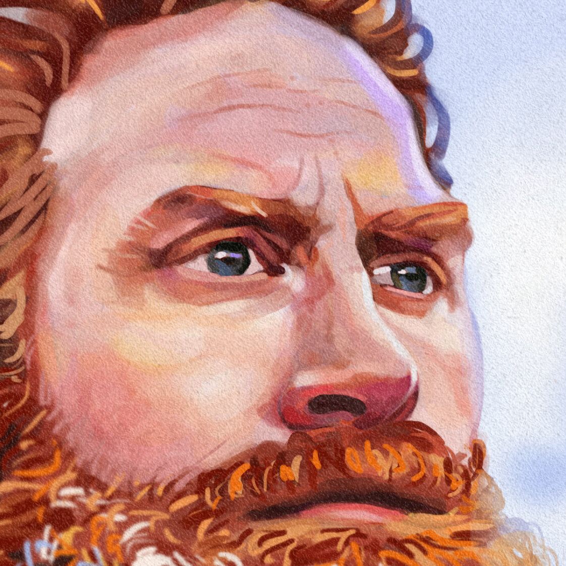 Tormund Giantsbane - close-up