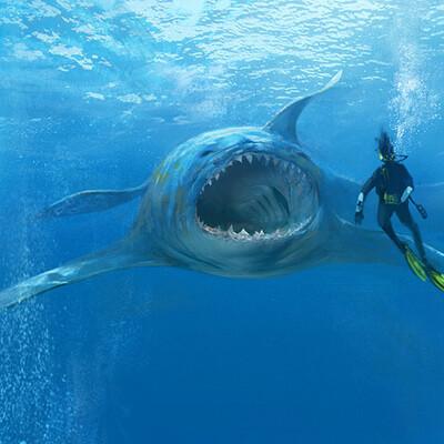 Richard tilbury diver