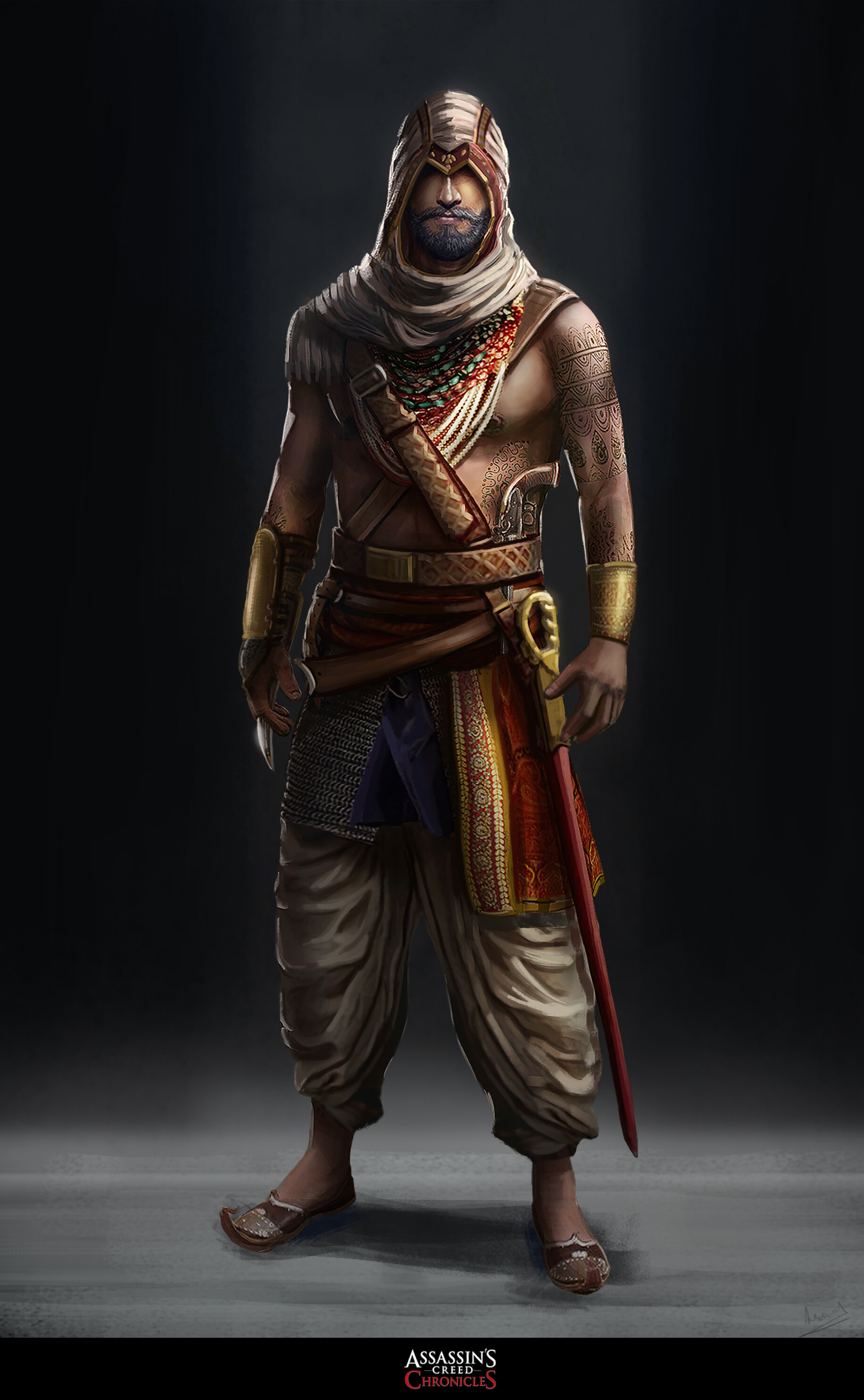 Artstation Assassin S Creed India Arunabh Deoraj