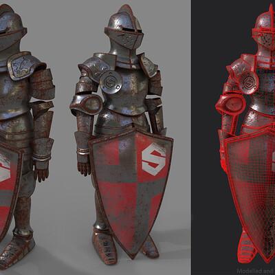 Deniz undan rusty knight