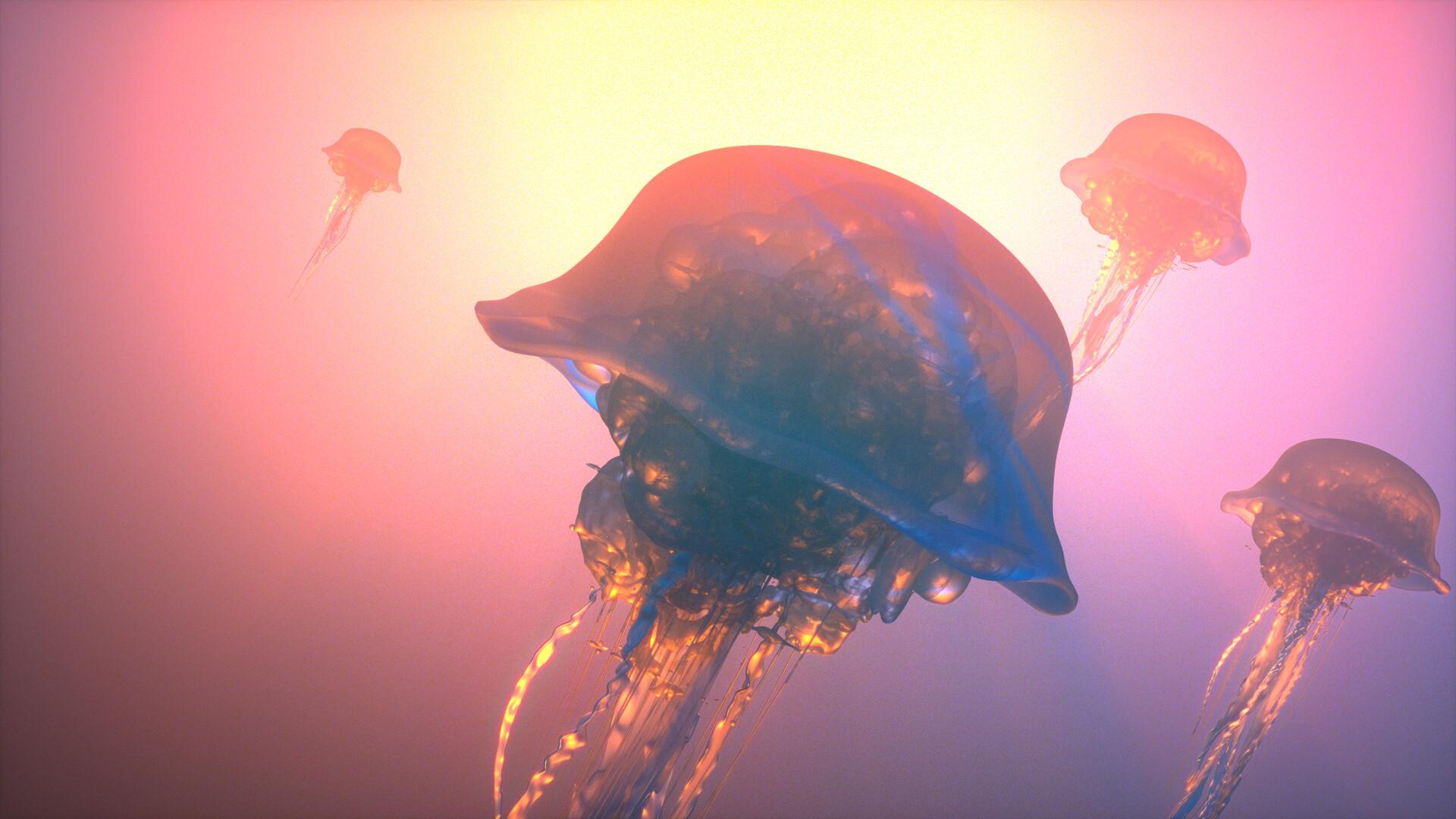 Leon tukker jellyfishscene4