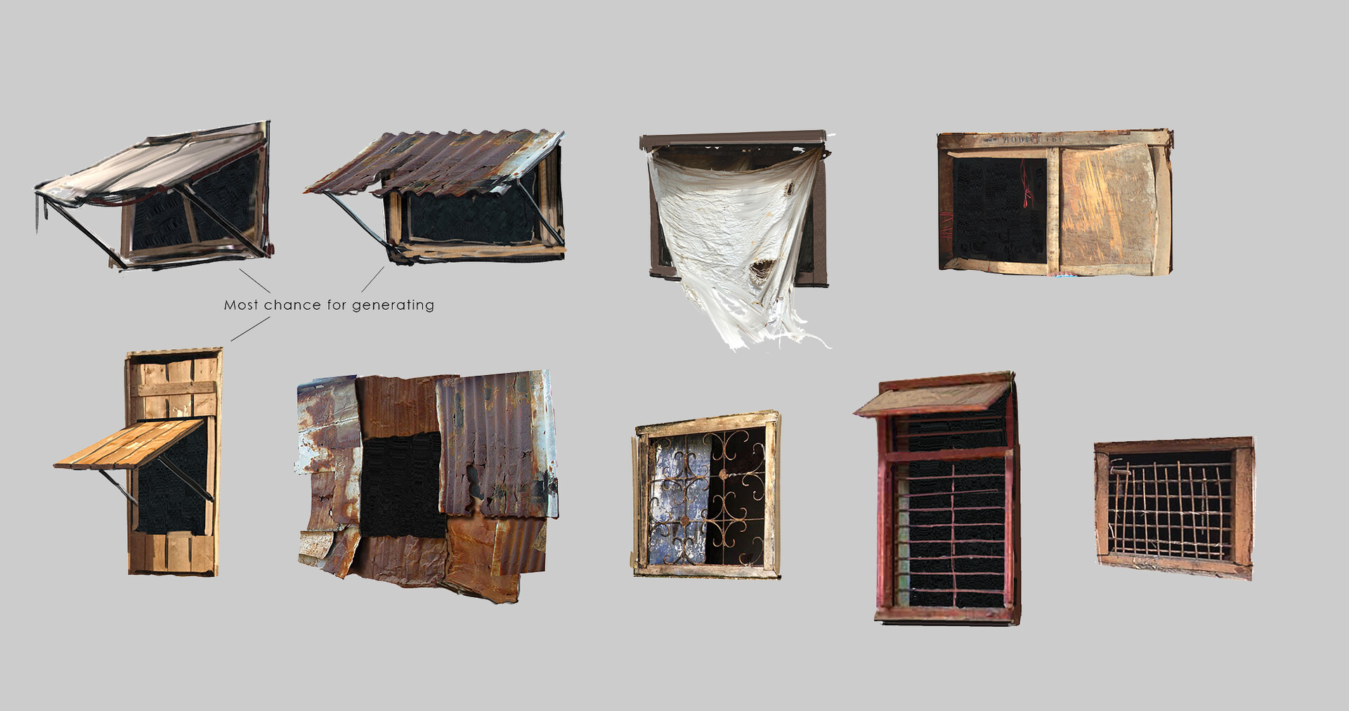 Jonas hassibi gorillas slums props windows 01