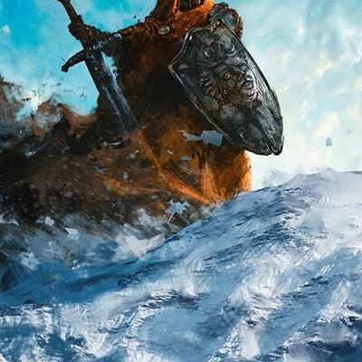 Anato finnstark the ocher knight by anatofinnstark dd2ht8e fullview