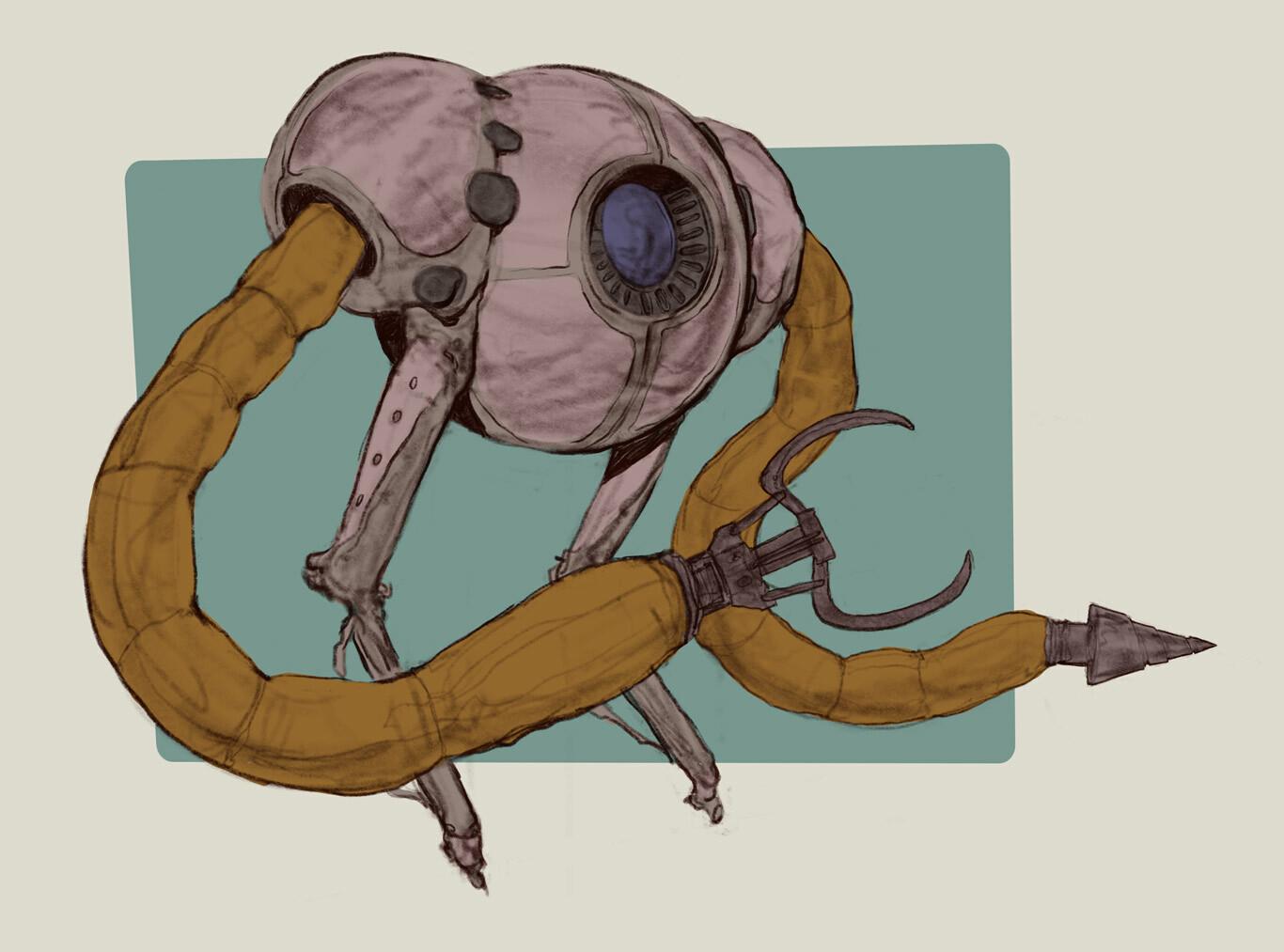 Madeline buanno robot sketch final