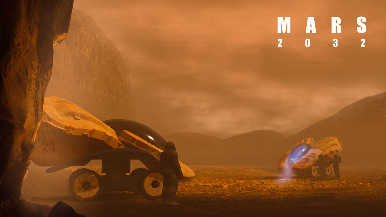 MARS 2032