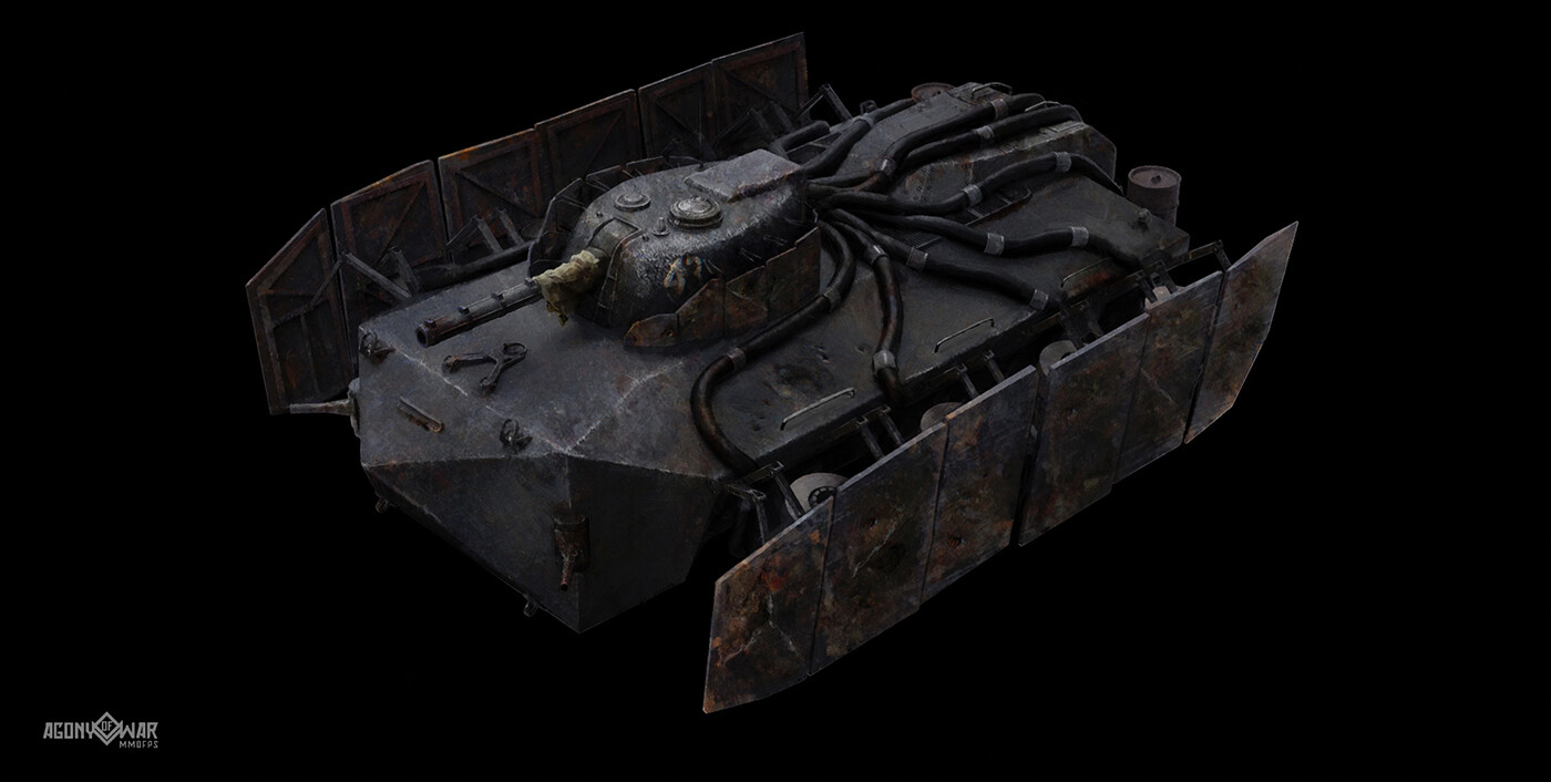 Timur kvasov heavy tank 3