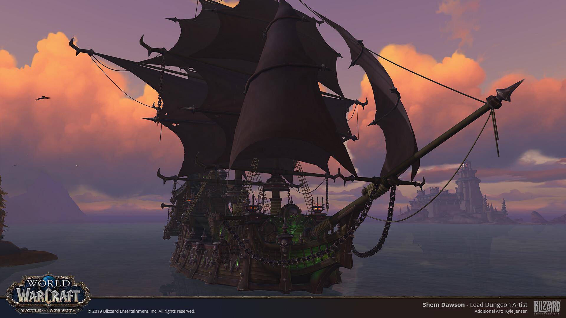 Shem dawson forskaen ship image01