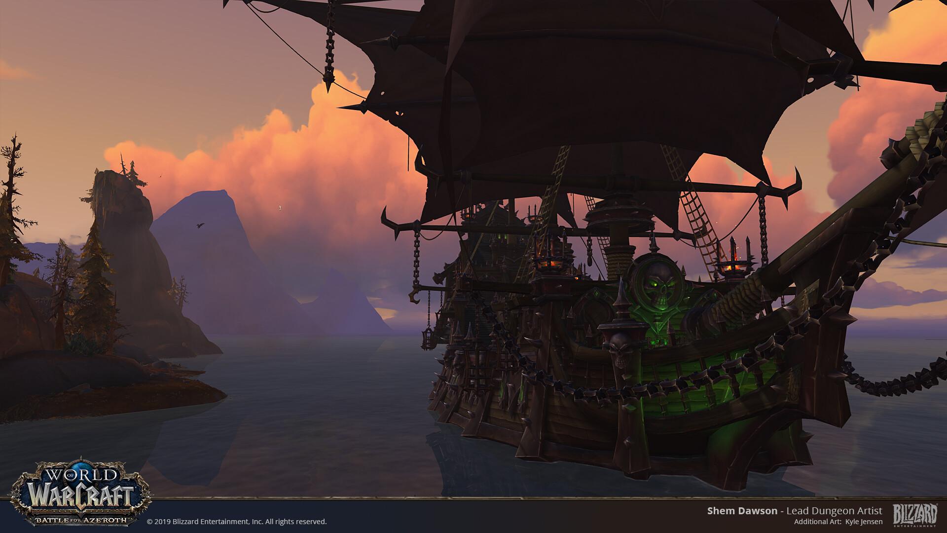 Shem dawson forskaen ship image02