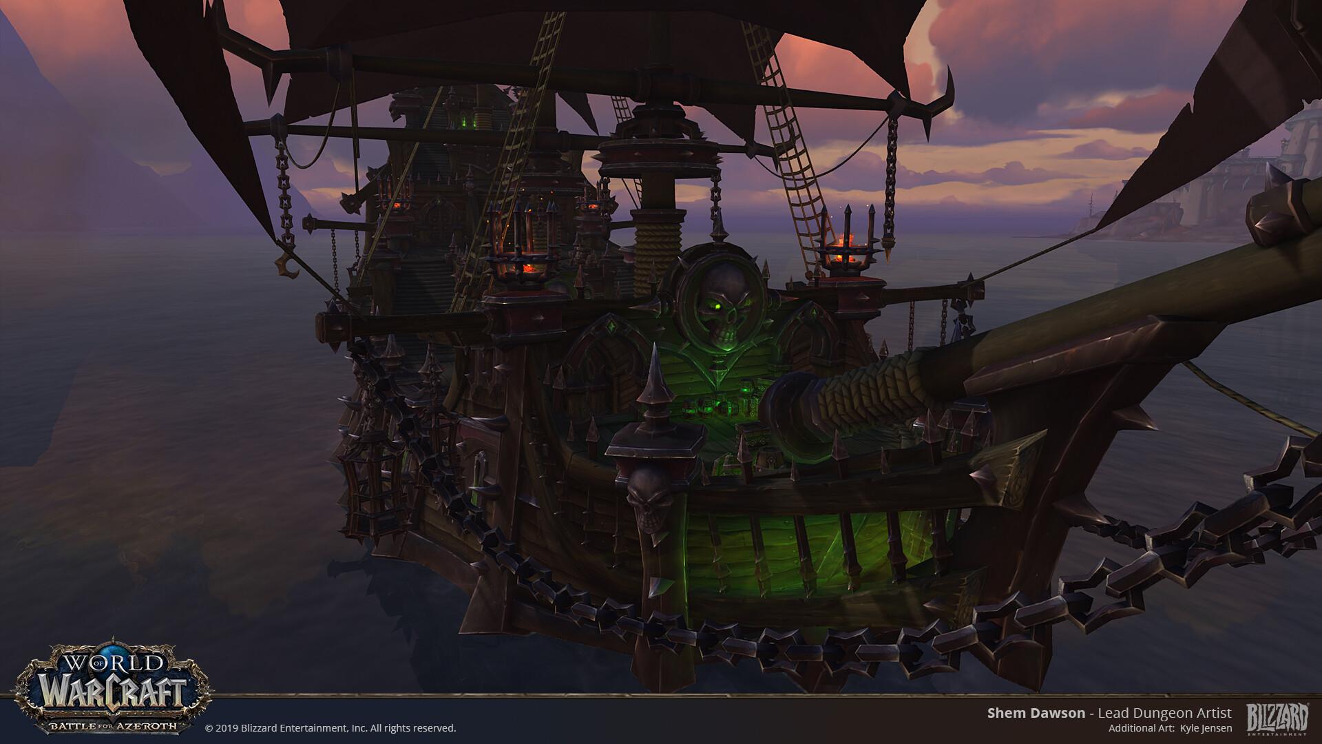 Shem dawson forskaen ship image03