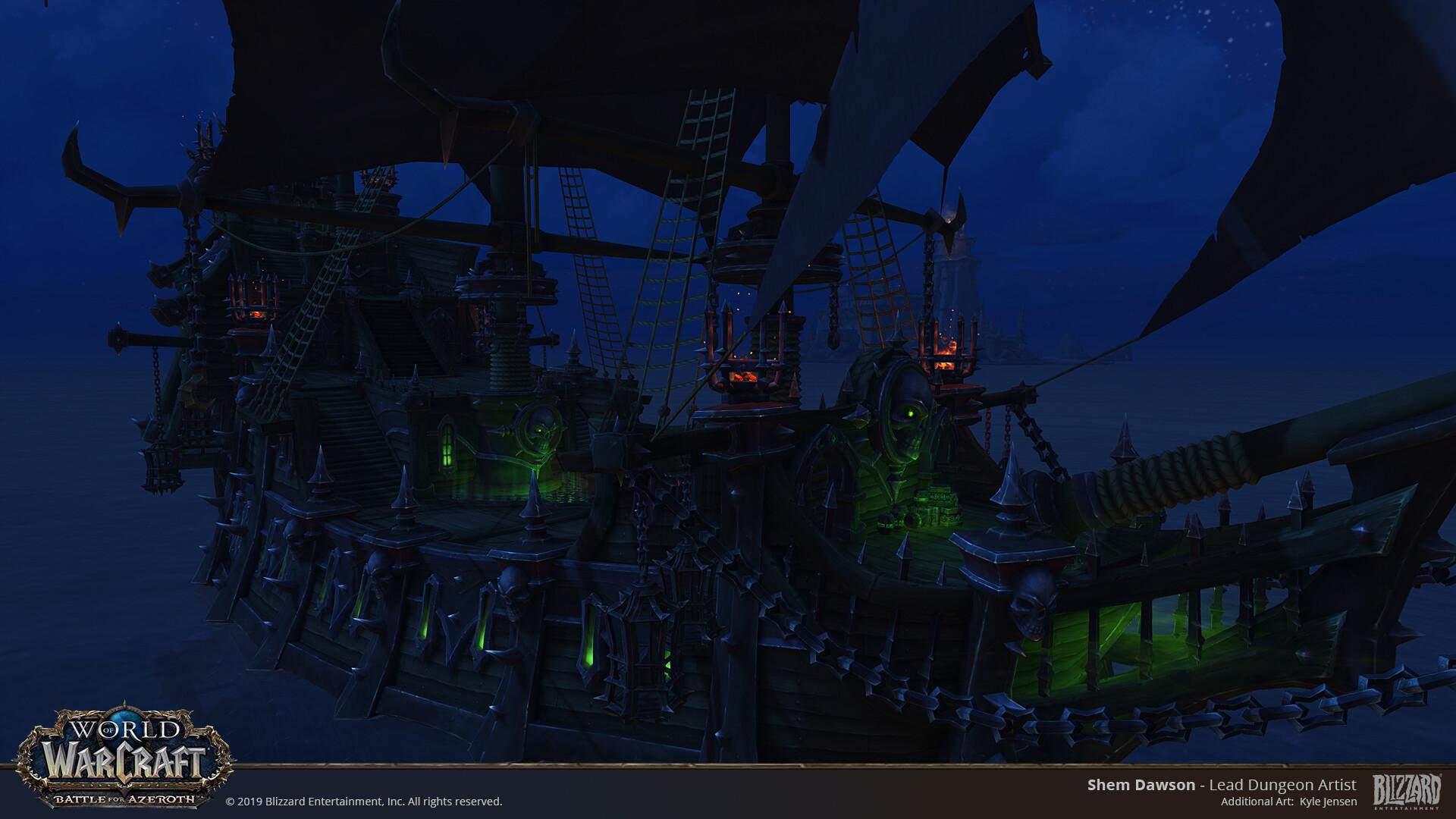Shem dawson forskaen ship image09
