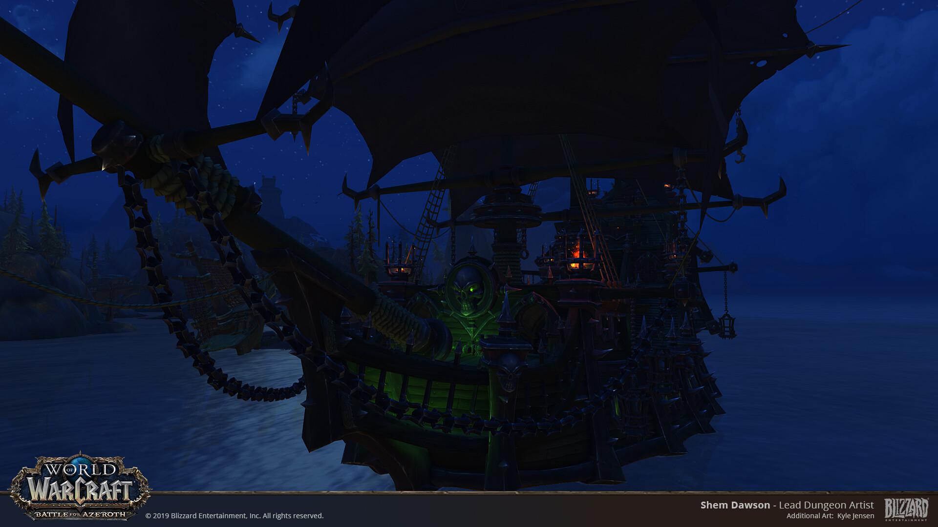 Shem dawson forskaen ship image10