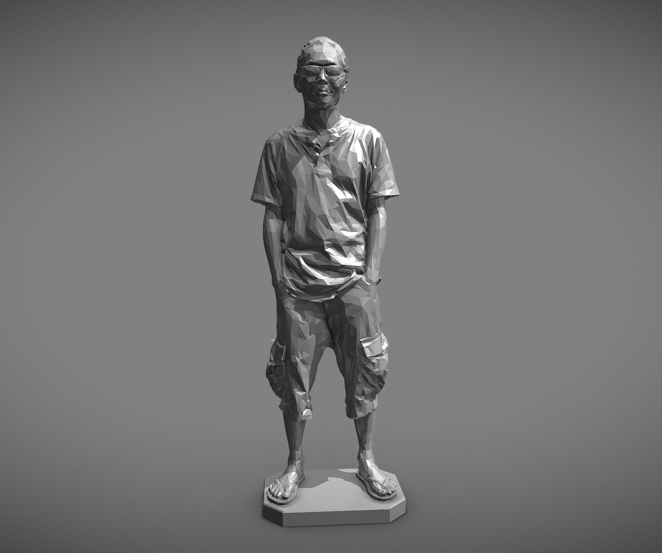 Michael wu mw 3d printing test low downlox free 3d model by mwopus mwopus sketchfab20190320 007949