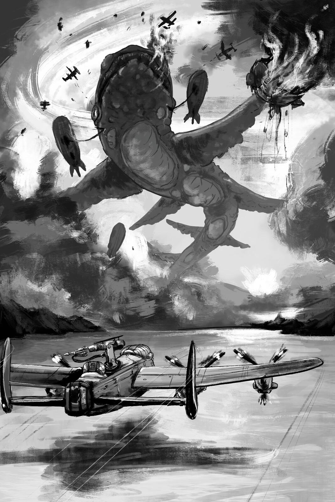 Sky-Whale Hunt