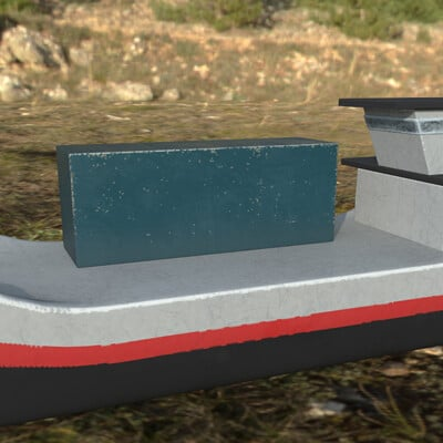 Joseph moniz smallcargoboat001d