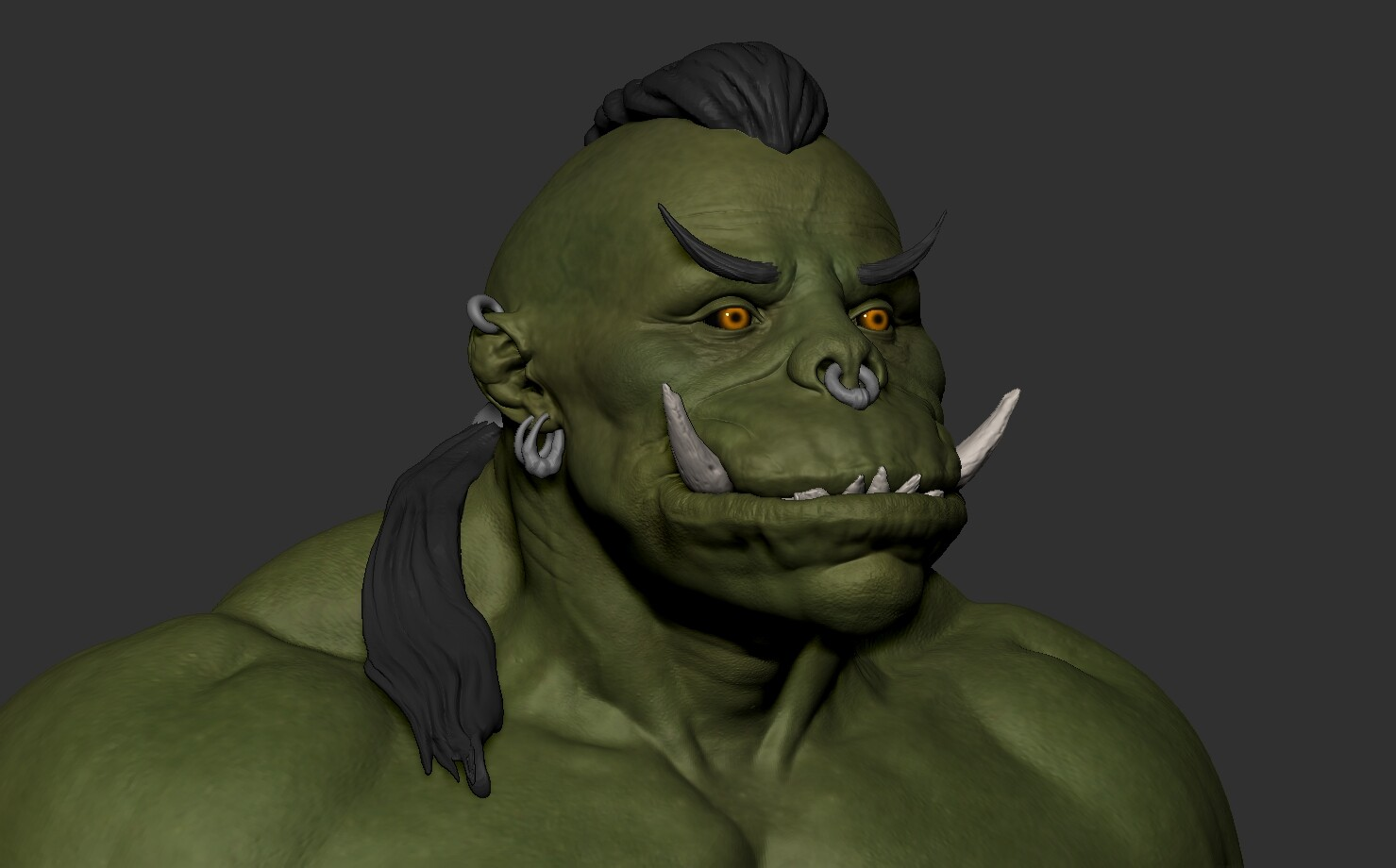 Orc Anatomy