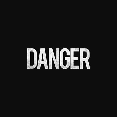 Jan wah li danger logo