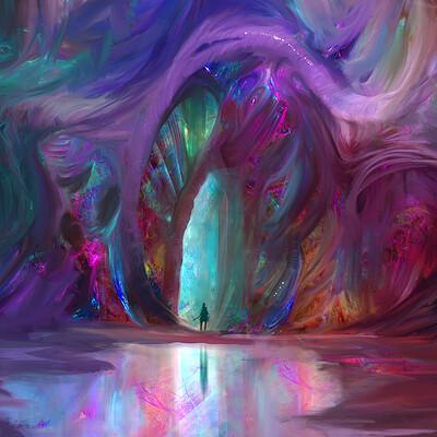 Crystal Organs