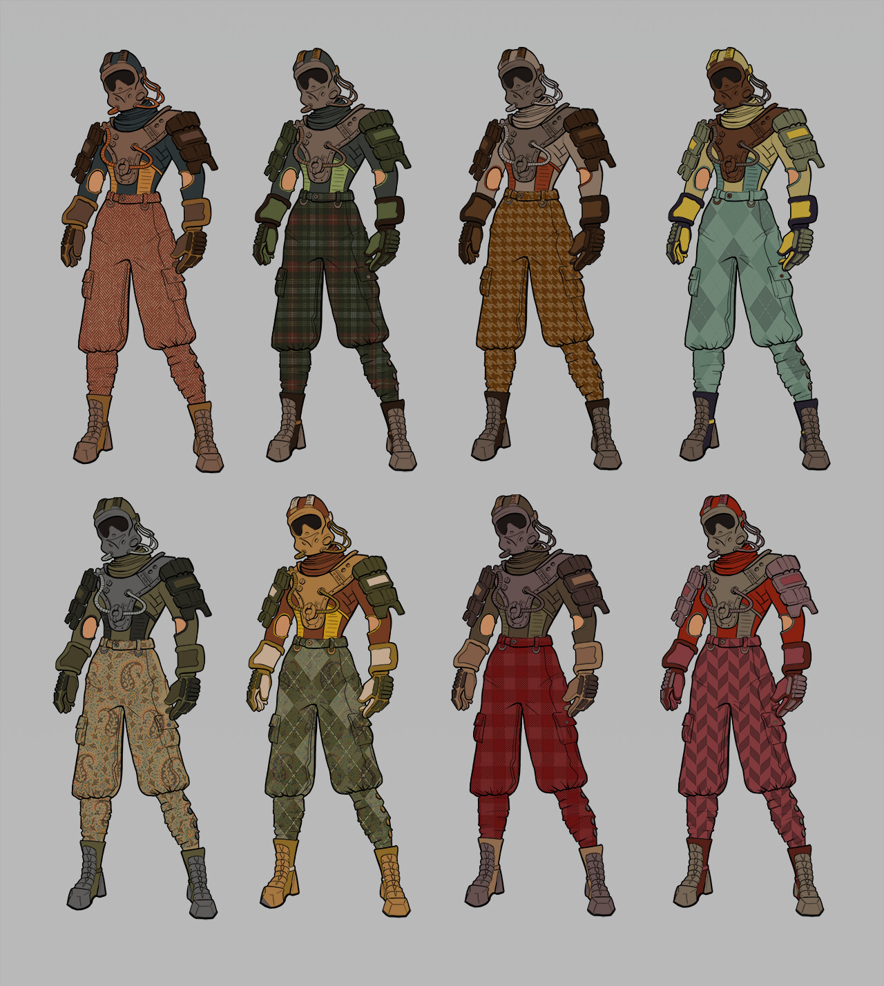 E mali ware ds4 color variations