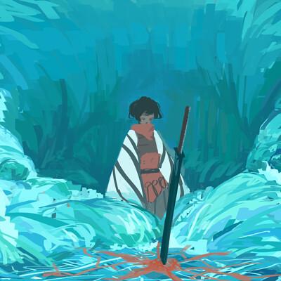 Enrique gan water 1