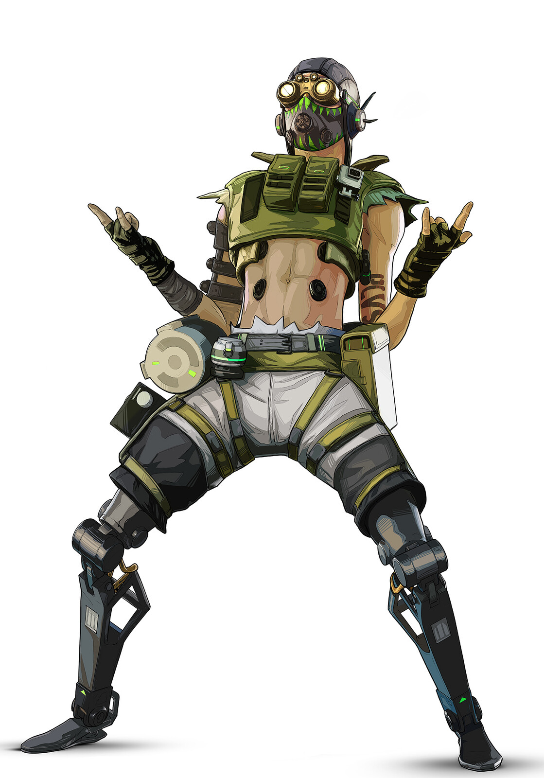 Apex Legends Lineup Update Including Octane