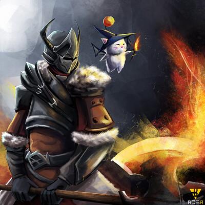 Rcsr 1208 a warrior
