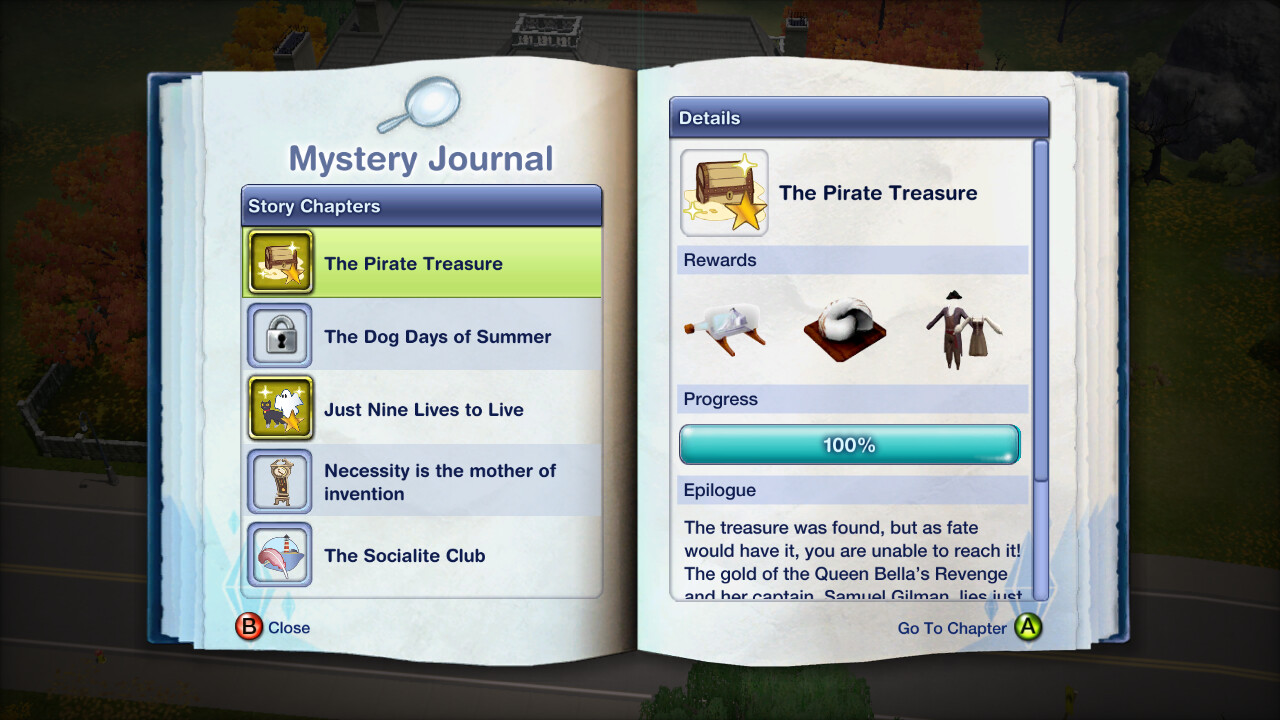 The Mystery Journal