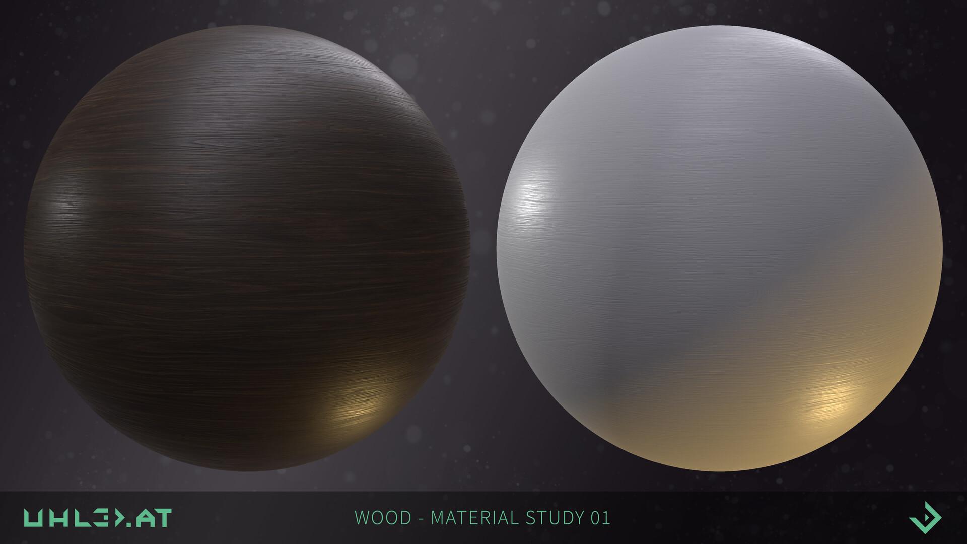 Dominik uhl wood study v1 01
