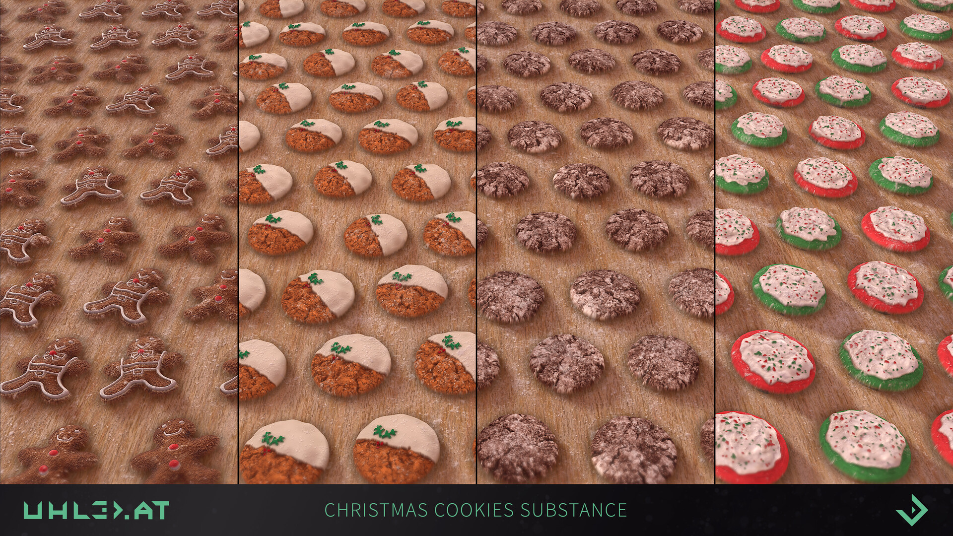 Dominik uhl christmas cookies 05