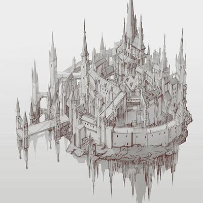 Min seub jung castle 1
