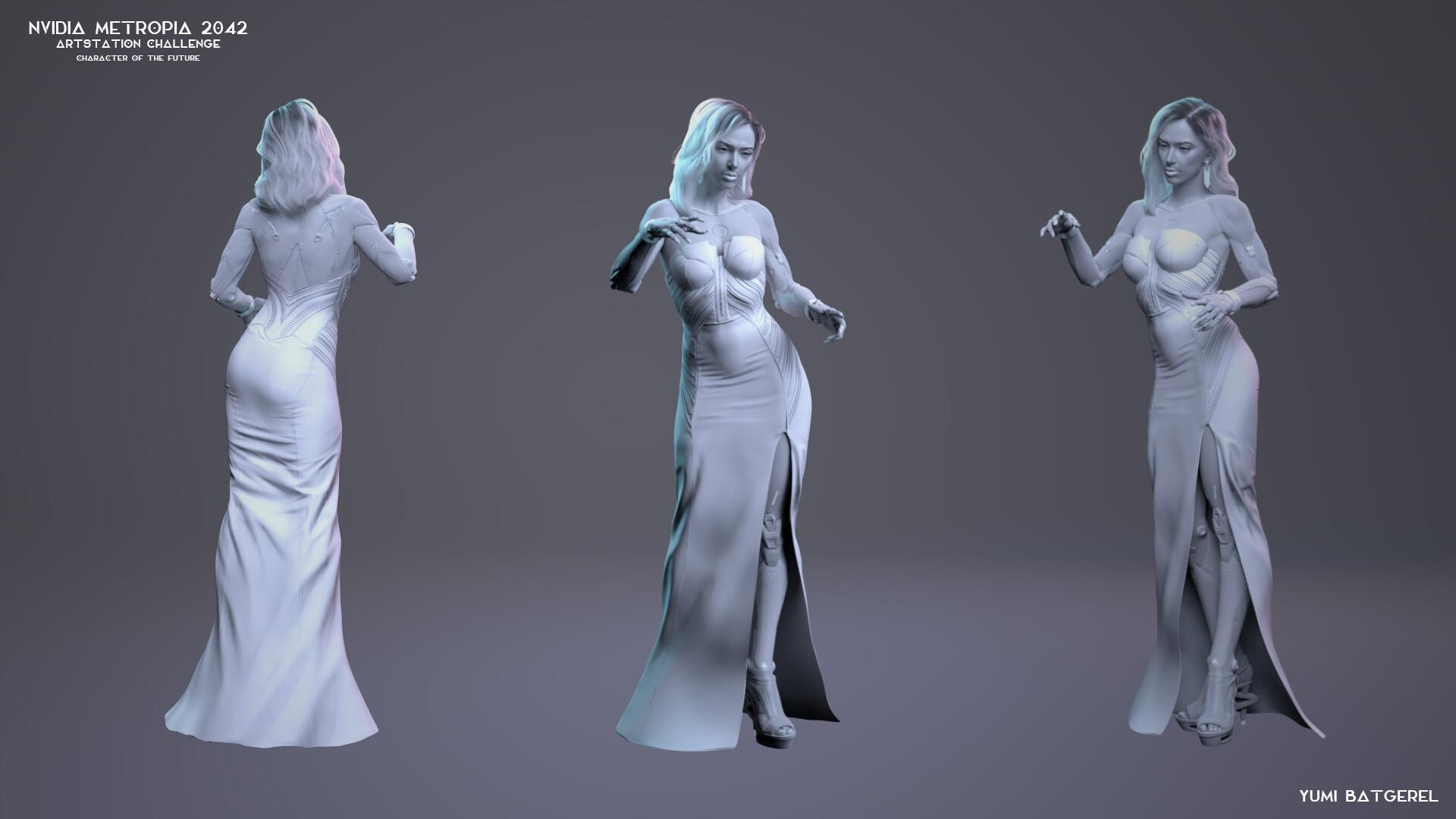 Yumi batgerel madamfate charactersheet clay v01