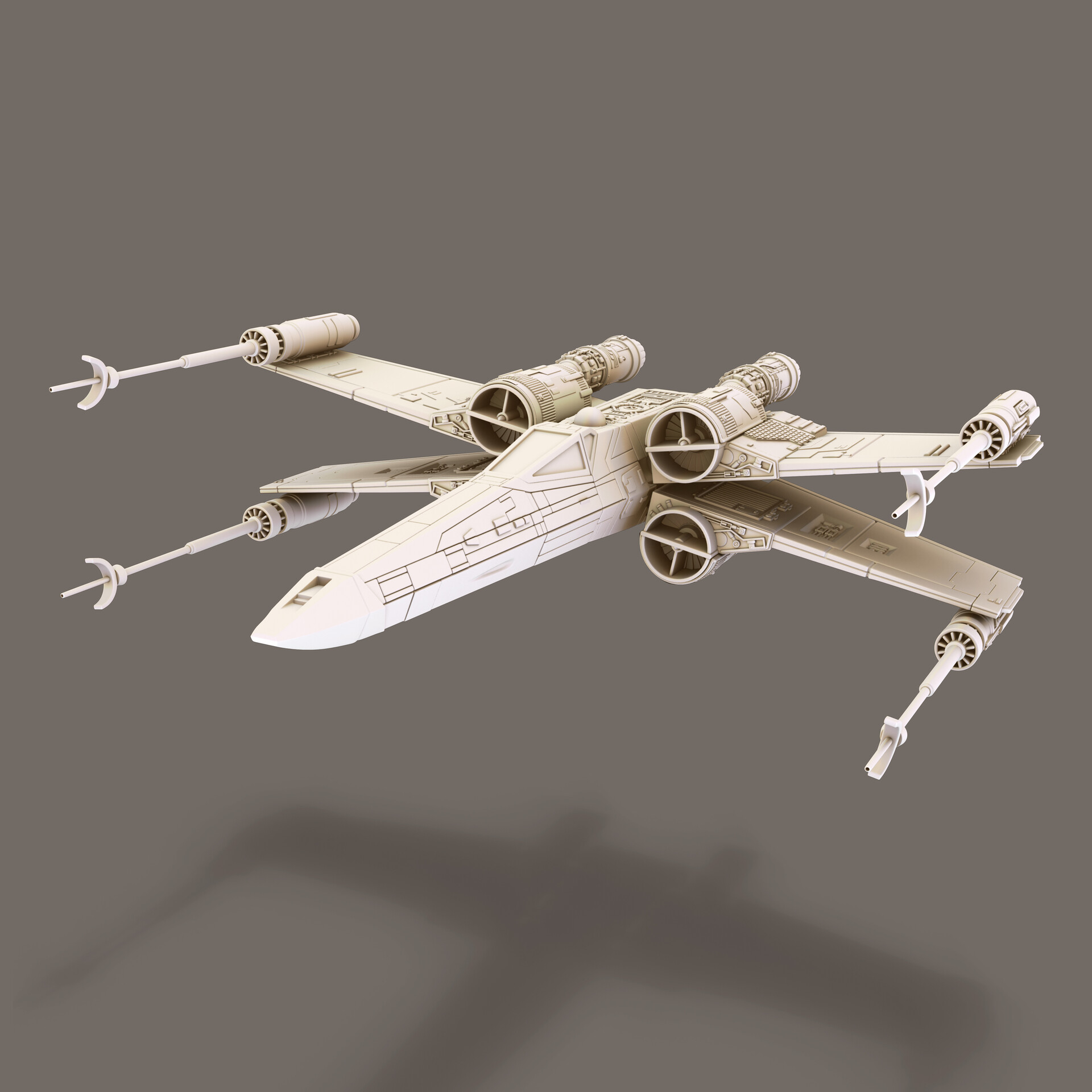 Christopher miller x wing blockout 12
